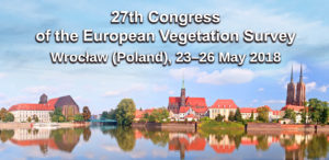 27th Congress of the European Vegetation Survey