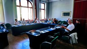History and Archeology Section Meeting - Workshop3