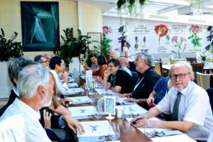History and Archeology Section Meeting - Jasna Restaurant